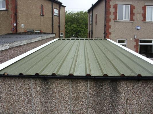 Garage Roofs Huddersfield